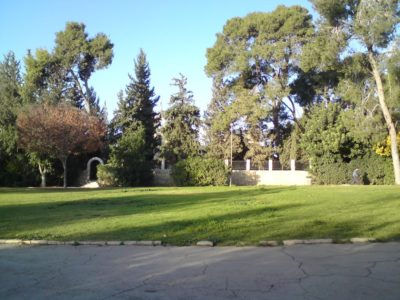 אי בלב עיר – שכונת סן סימון ירושלים